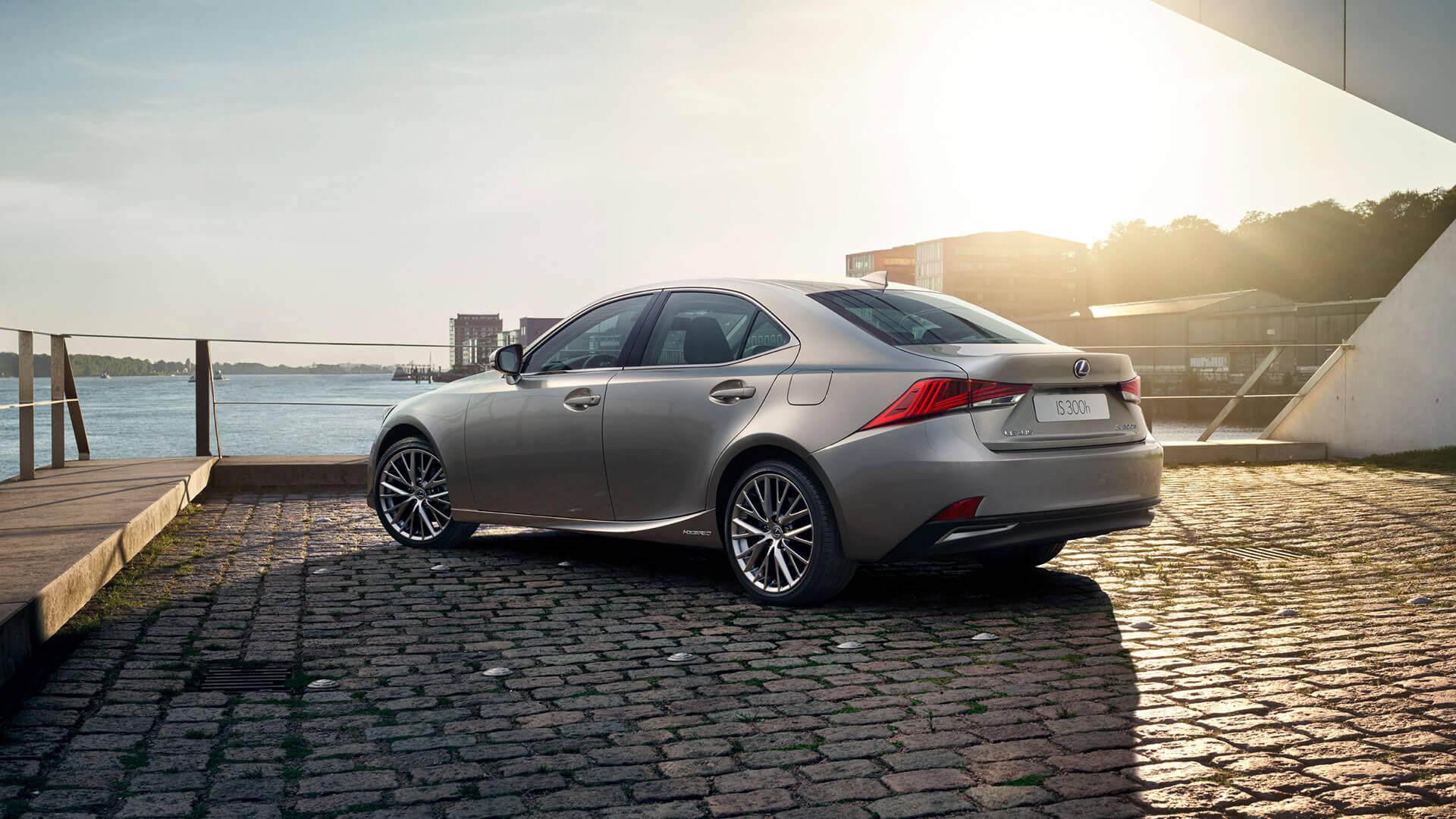 Comprar coches de ocasión Lexus IS
