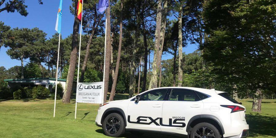 Torneo golf Lexus Galicia