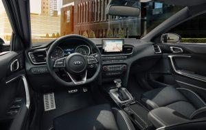 Interior de calidad del nuevo Kia Ceed Tourer
