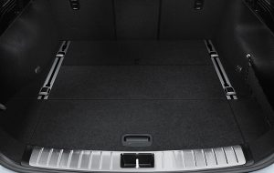 Capacidad del maletero del nuevo Kia Optima SW GT