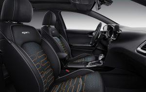 Nuevo Kia ProCeed con asientos calefactables