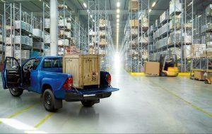 Capacidad de transporte del Toyota Hilux