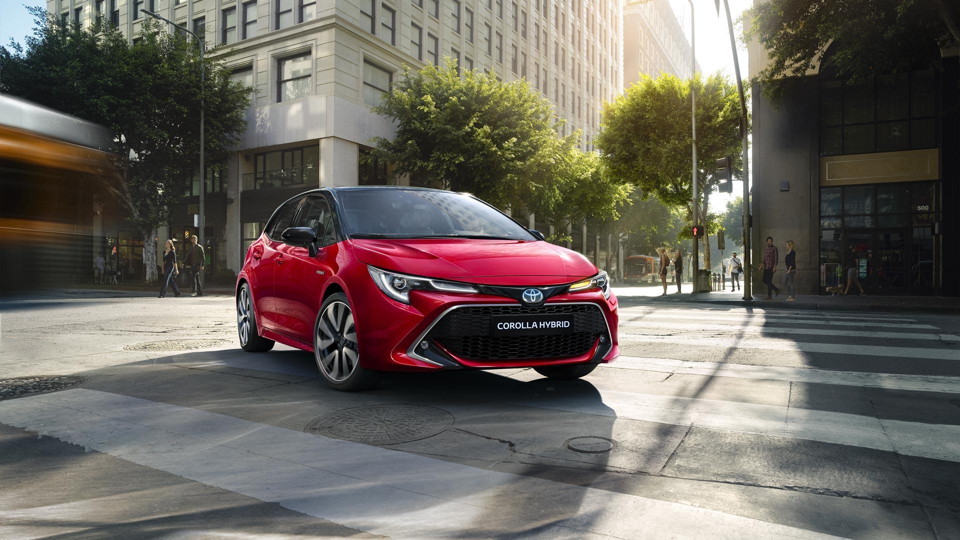 Nuevo Toyota Corolla Hybrid 2019 en Galicia