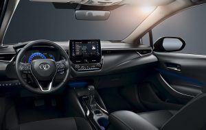 Novedades tecnológicas en el nuevo Toyota Corolla Sedan