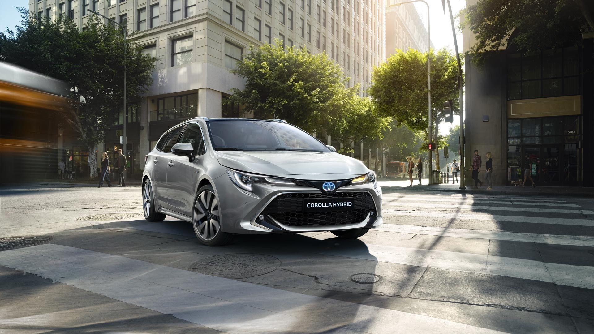 Nuevo Toyota Corolla Touring Sports 2019 en Galicia