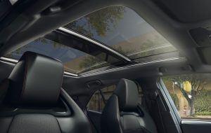 Corolla Touring Sports con techo panorámico