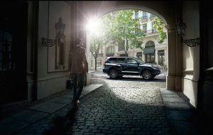 Toyota Land Cruiser en las calles de A Coruña
