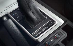 Toyota Land Cruiser con cambio automático