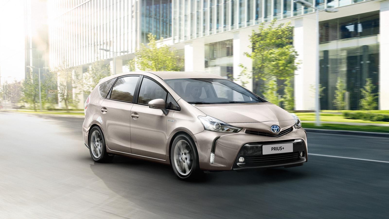 Toyota Prius+ en Grupo Breogán Galicia