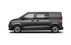 Toyota Proace en A Coruña con Grupo Breogán