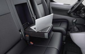 Interior de cuero Toyota Proace