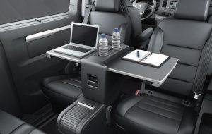 Espacio interior del Toyota Proace Verso