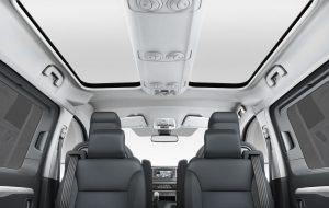 Toyota Proace Verso con techo panorámico