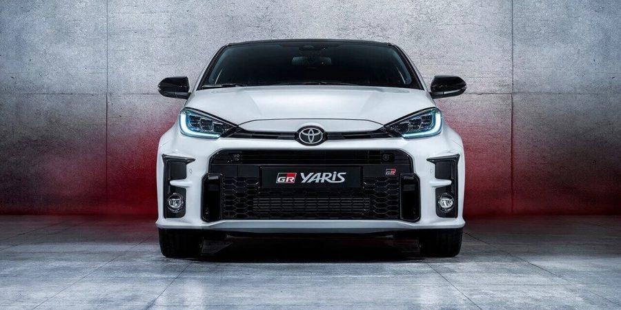 Presentación del nuevo Toyota GR Yaris en Grupo Breogán