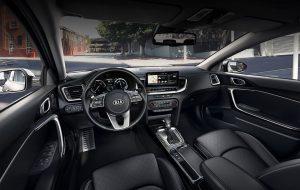 Interior del nuevo Kia XCeed Híbrido PHEV