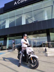 Breogan Silence Moto electrica