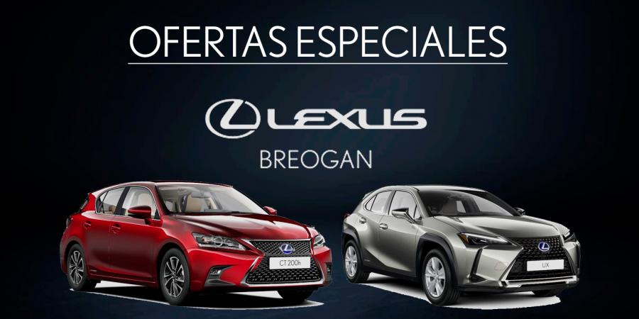 Ofertas especiales en Lexus Breogán Galicia con increíbles descuentos