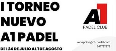 Torneo de Padel del A1 Padel Club de A Coruña con Lexus Breogán