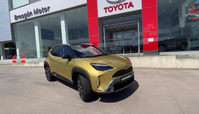 Nuevo Yaris Cross en Toyota Breogán Motor